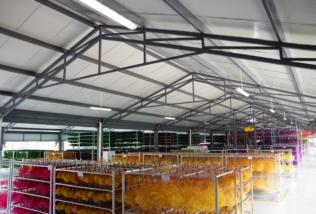 倉庫(温度・湿度管理)