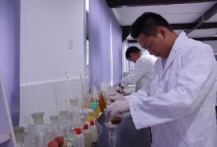 研究室(実験)
