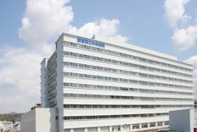 2021年2月、愛媛県立中央病院に寄付